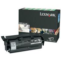 Lexmark X651A11A Laser Toner Cartridge