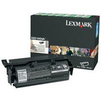 Lexmark X651H04A Laser Toner Cartridge