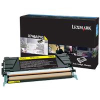 Lexmark X746A2YG Laser Toner Cartridge