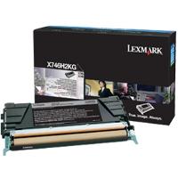 Lexmark X746H2KG Laser Toner Cartridge