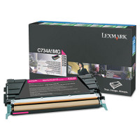 Lexmark X746H1MG Laser Toner Cartridge