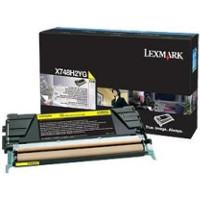Lexmark X748H2YG Laser Toner Cartridge