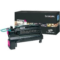 Lexmark X792X2MG Laser Toner Cartridge