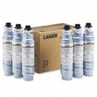 Lanier 480-0068 (4800068) Black Laser Toner Cartridges (6/Pack)
