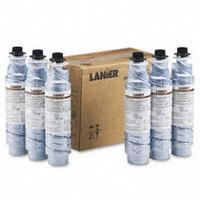 Lanier 480-0068 (4800068) Black Laser Toner Cartridges (6/Pack)