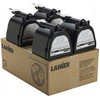Lanier 117-0224 Black Laser Toner Cartridges (4 / Pack)