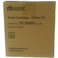 Muratec TS-30035Y Laser Toner Cartridge