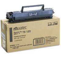 Muratec TS120 (Murata TS-120) Black Laser Toner Cartridge