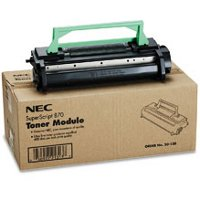 NEC 20-120 Black Laser Toner Cartridge