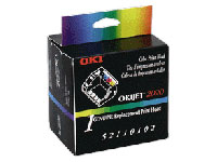 Okidata 52110102 Color Inkjet Cartridge