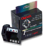 Okidata 52111601 Color Inkjet Cartridge