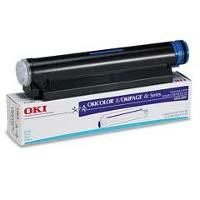 Okidata 41012304 Cyan Laser Toner Cartridge