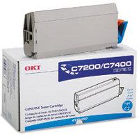 Okidata 41304207 Cyan Laser Toner Cartridge