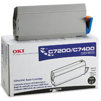 Okidata 41304208 Black Laser Toner Cartridge