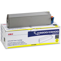 Okidata 41515205 Yellow Laser Toner Cartridge