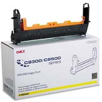 Okidata 41963401 Yellow Printer Drum
