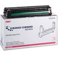Okidata 41963402 Magenta Printer Drum