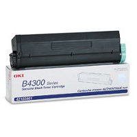 Okidata 42102901 Black High Capacity Laser Toner Cartridge