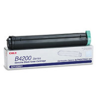 Okidata 42103001 Black Laser Toner Cartridge