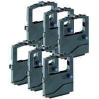 Okidata 42377801 Compatible Printer Ribbons (6/Pack)