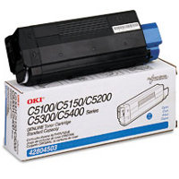 Okidata 42804503 Laser Toner Cartridge