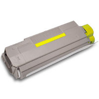 Compatible Okidata 43324417 (43865717) Yellow Laser Toner Cartridge
