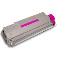 Compatible Okidata 43324418 (43865718) Magenta Laser Toner Cartridge