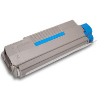 Compatible Okidata 43324419 (43865719) Cyan Laser Toner Cartridge