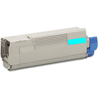 Compatible Okidata 44059215 Cyan Laser Toner Cartridge