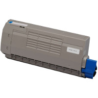 Compatible Okidata 44318603 Cyan Laser Toner Cartridge