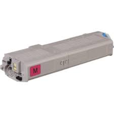 Compatible Okidata 46490602 Magenta Laser Toner Cartridge