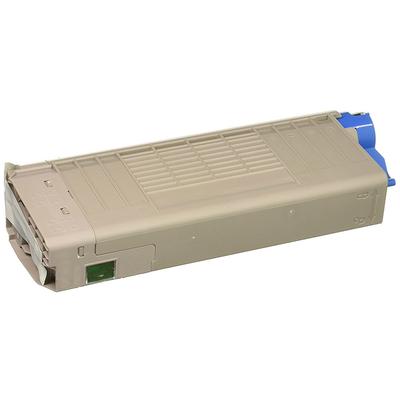 Compatible Okidata 46507603 Cyan Laser Toner Cartridge