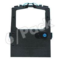 Okidata 52102001 Compatible Printer Ribbons (6/Pack)