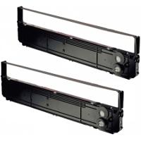 Okidata 52103601 Compatible Printer Ribbon (2/Pack)
