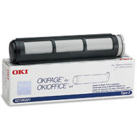 Okidata 52106201 Black Laser Toner Cartridge