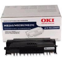 Okidata 56123402 Laser Toner Cartridge