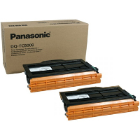 Panasonic DQ-TCB008D Laser Toner Cartridges (2/Pack)