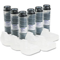Panasonic FQTA10 Black Laser Toner Bottles (6/Pack)