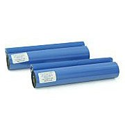 Panasonic KX-FA136 (Panasonic KXFA136) Compatible Thermal Transfer Ribbon Refill Rolls (2/Box)
