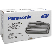 Panasonic KX-FAT451 (Panasonic KXFAT451) Laser Toner Cartridge