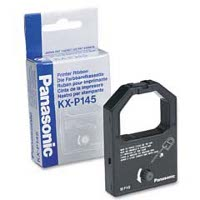 Panasonic KX-P145 (KXP145) Black Fabric Printer Ribbons (6/Box)
