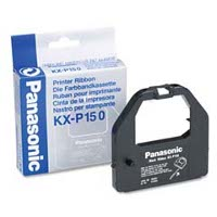Panasonic KX-P150 (KXP150) Black Fabric Printer Ribbon