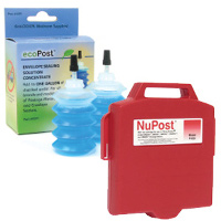 Pitney Bowes® 765-3 Compatible InkJet Cartridge & 608-0 Sealing Solution