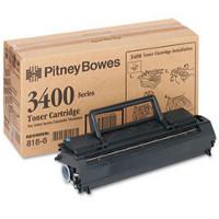 Pitney Bowes® 818-6 Black Laser Toner Cartridge