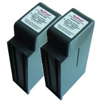 Pitney Bowes® 621-1 Compatible InkJet Cartridges (2/Pack)
