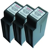 Pitney Bowes® 621-1 Compatible InkJet Cartridges (3/Pack)