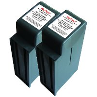 Pitney Bowes® 766-8 Compatible InkJet Cartridges (2/Pack)