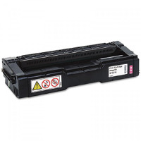 Compatible Ricoh 406477 Magenta Laser Toner Cartridge (Made in North America; TAA Compliant)