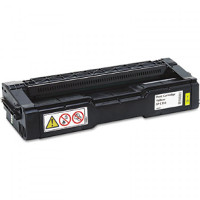 Compatible Ricoh 406478 Yellow Laser Toner Cartridge (Made in North America; TAA Compliant)