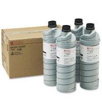 Ricoh 885144 Black Laser Toner Bottle (Replace 889611)